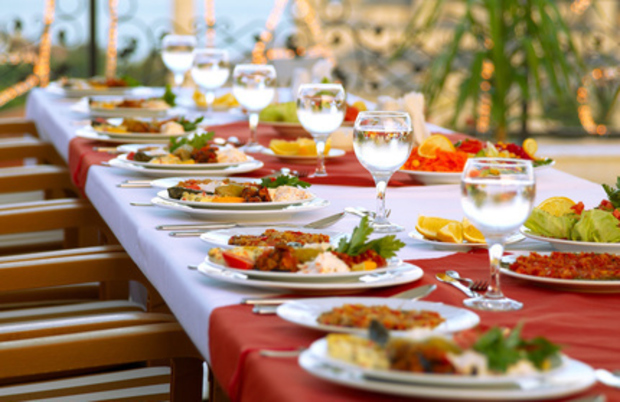 Repas de fête