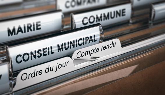 Ordre du Jour et Compte Rendu du Conseil Municipal
