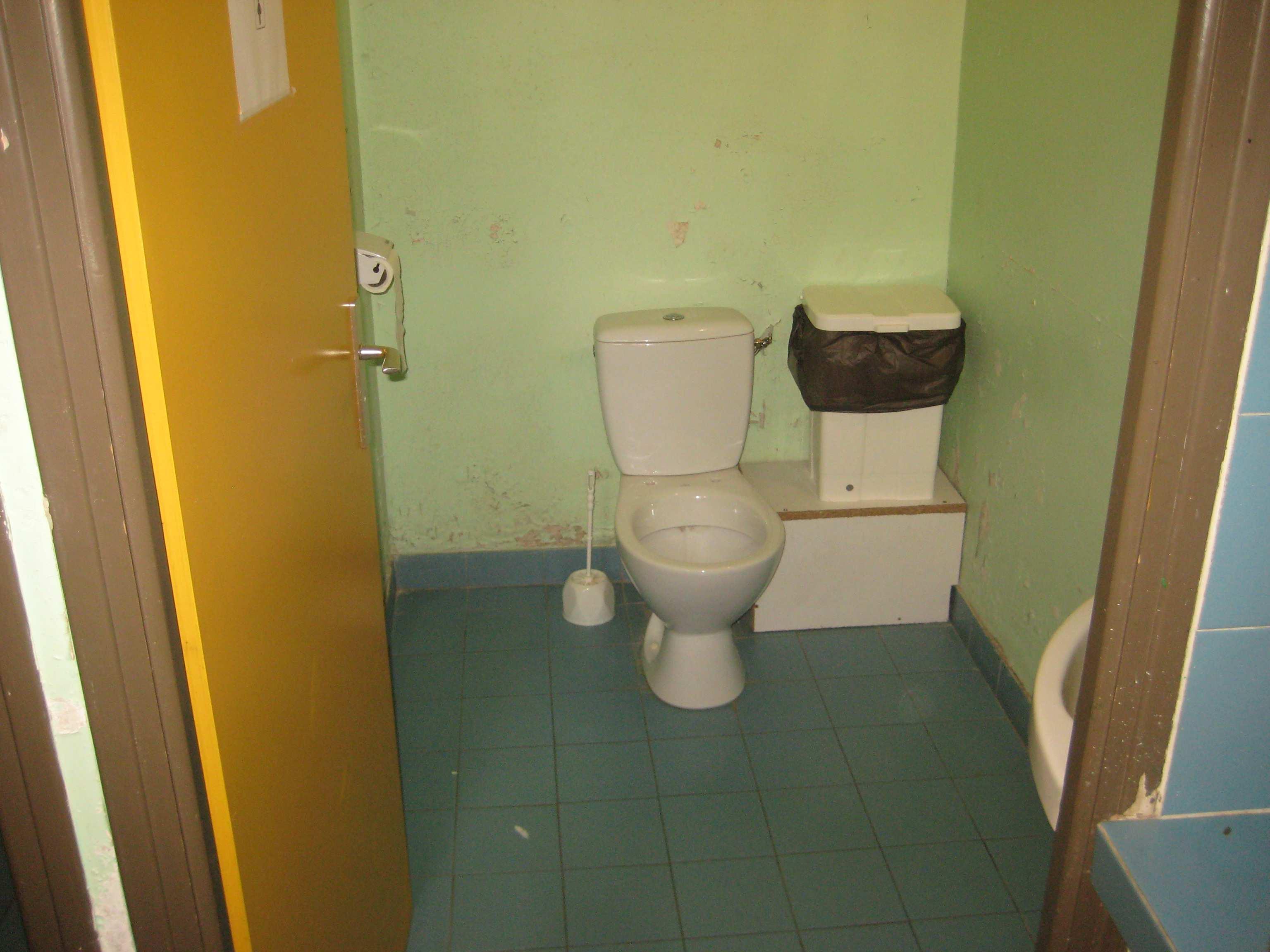 Rdc wc de la Maison des loisirs -1-