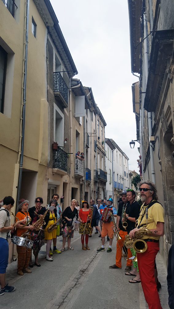 inaug musiciens