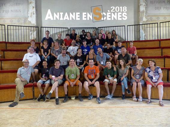 equipe gradin 2018