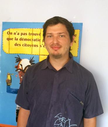 Stéphane Trzepizur web aniane