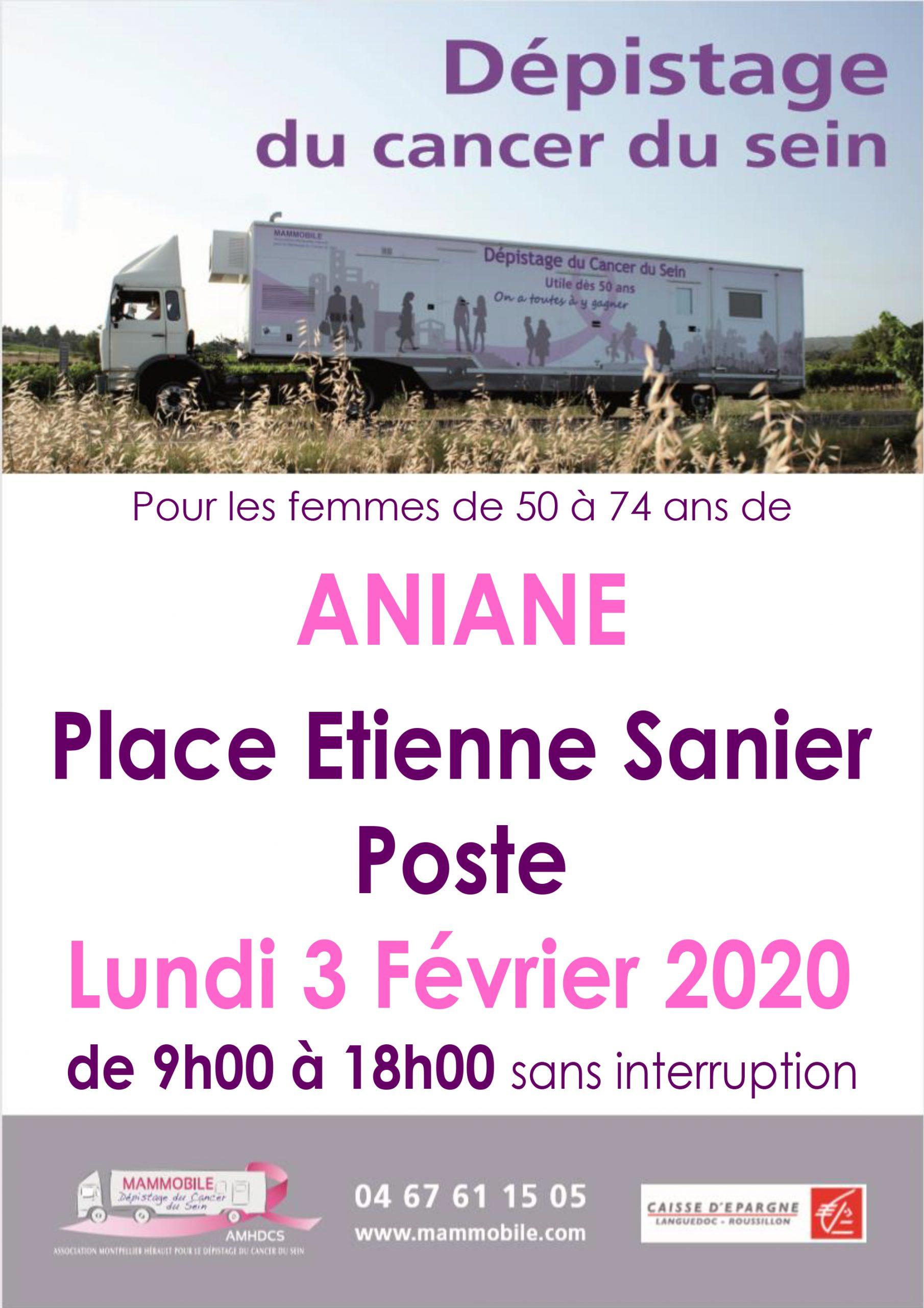 Aniane - Fév. 2020