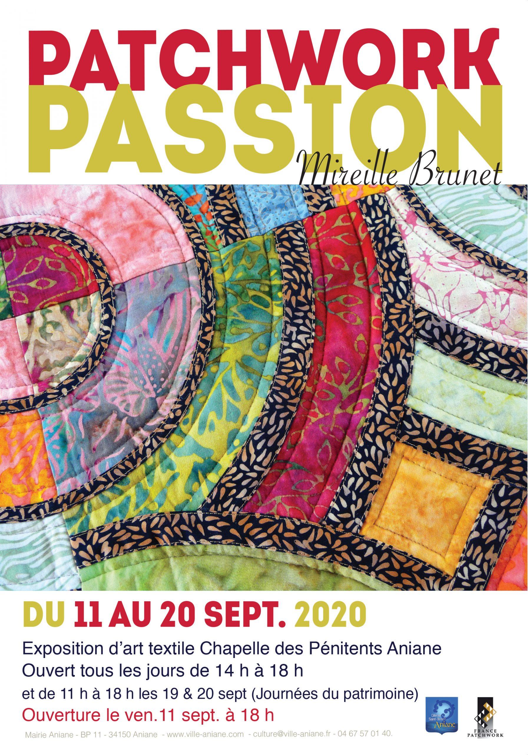 affiche www Mireille Brunet