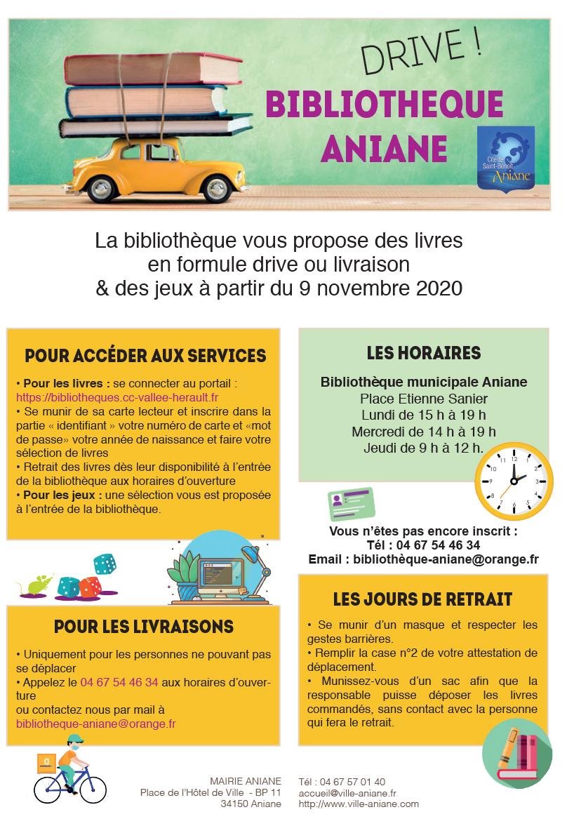 DRIVE BIBLIO