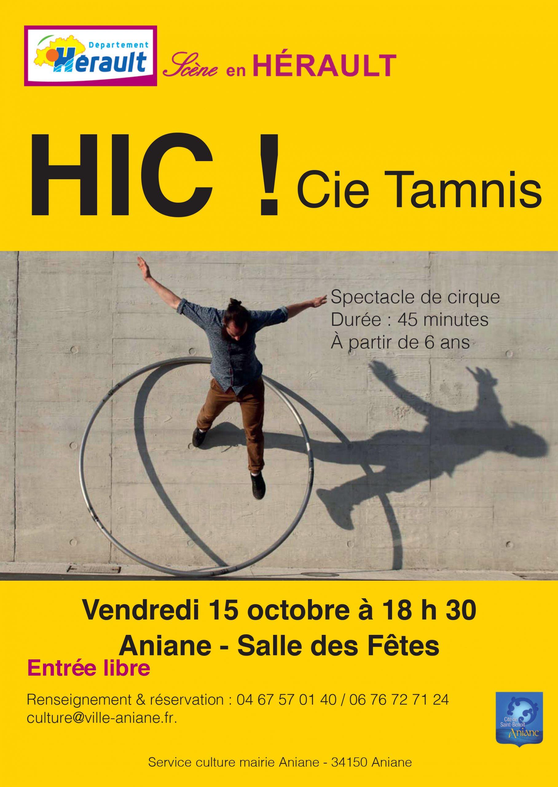 CIE TANMIS HIC-1